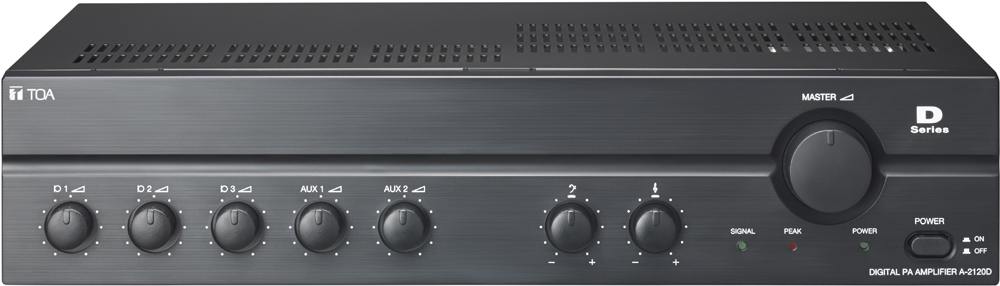 A-2120D Digital PA Amplifier