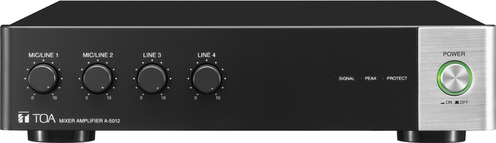 A-5012 Digital Mixer Amplifier
