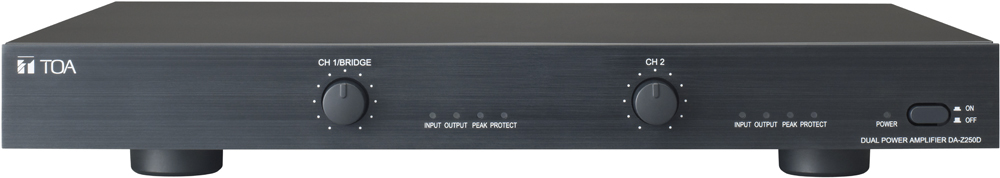 DA-Z250D Dual-Channel Power Amplifier