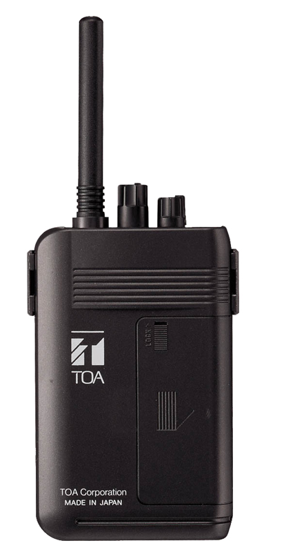 WM-2100 Portable Transmitter