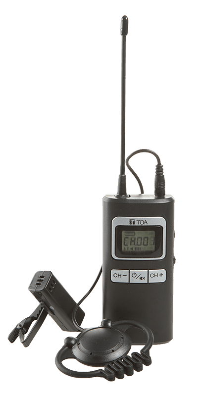 WG-D120T Digital Wireless Guide Transmitter (Dual)
