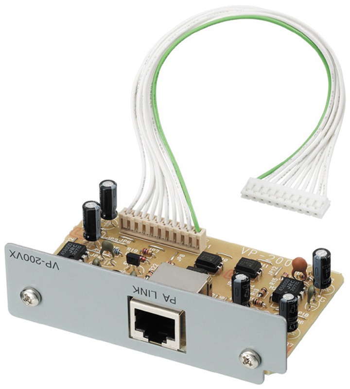 VP-200VX Power Amplifier Input Module