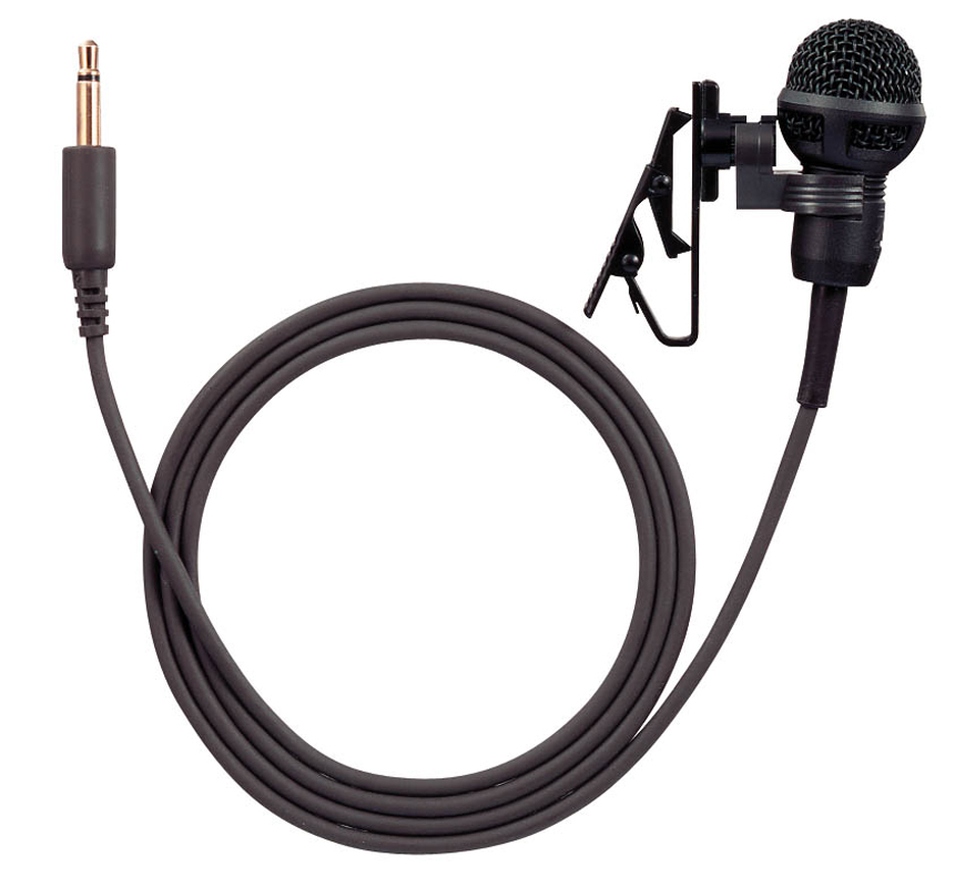 YP-M101 Tie-clip Microphone