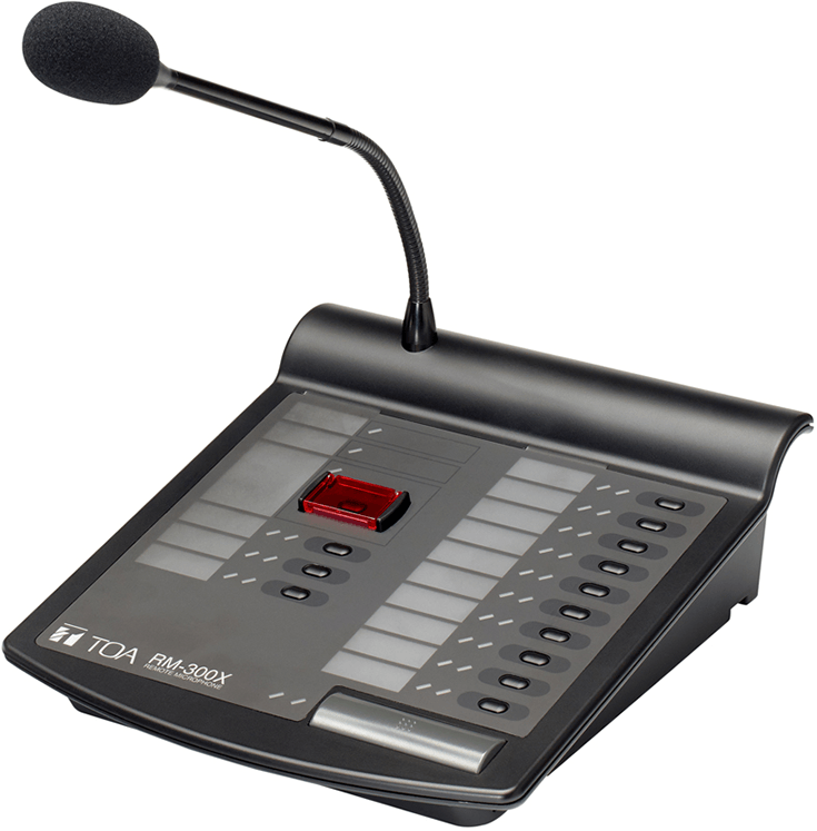 RM-300X Remote Microphone