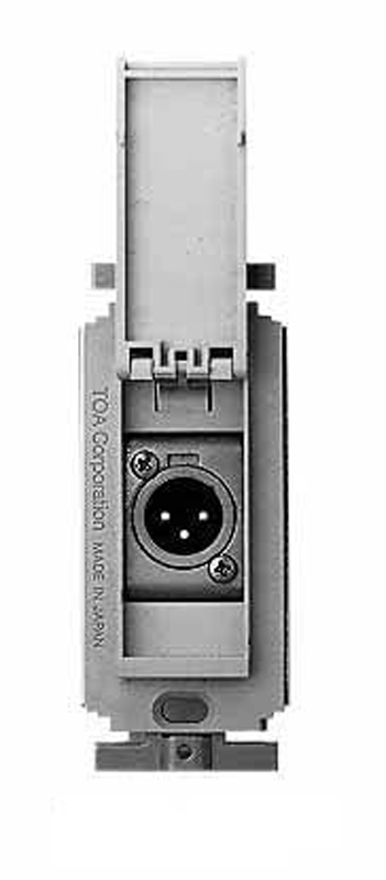 YM-3CM Microphone Connector