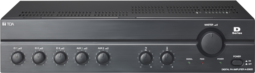 A-2060D Digital PA Amplifier
