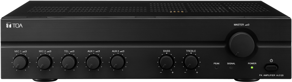 A-2120 Mixer Power Amplifier (CE-AU version)