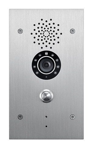 Opening up to the world of Access Control with the N-SP80 Series - SIP Video Intercom System